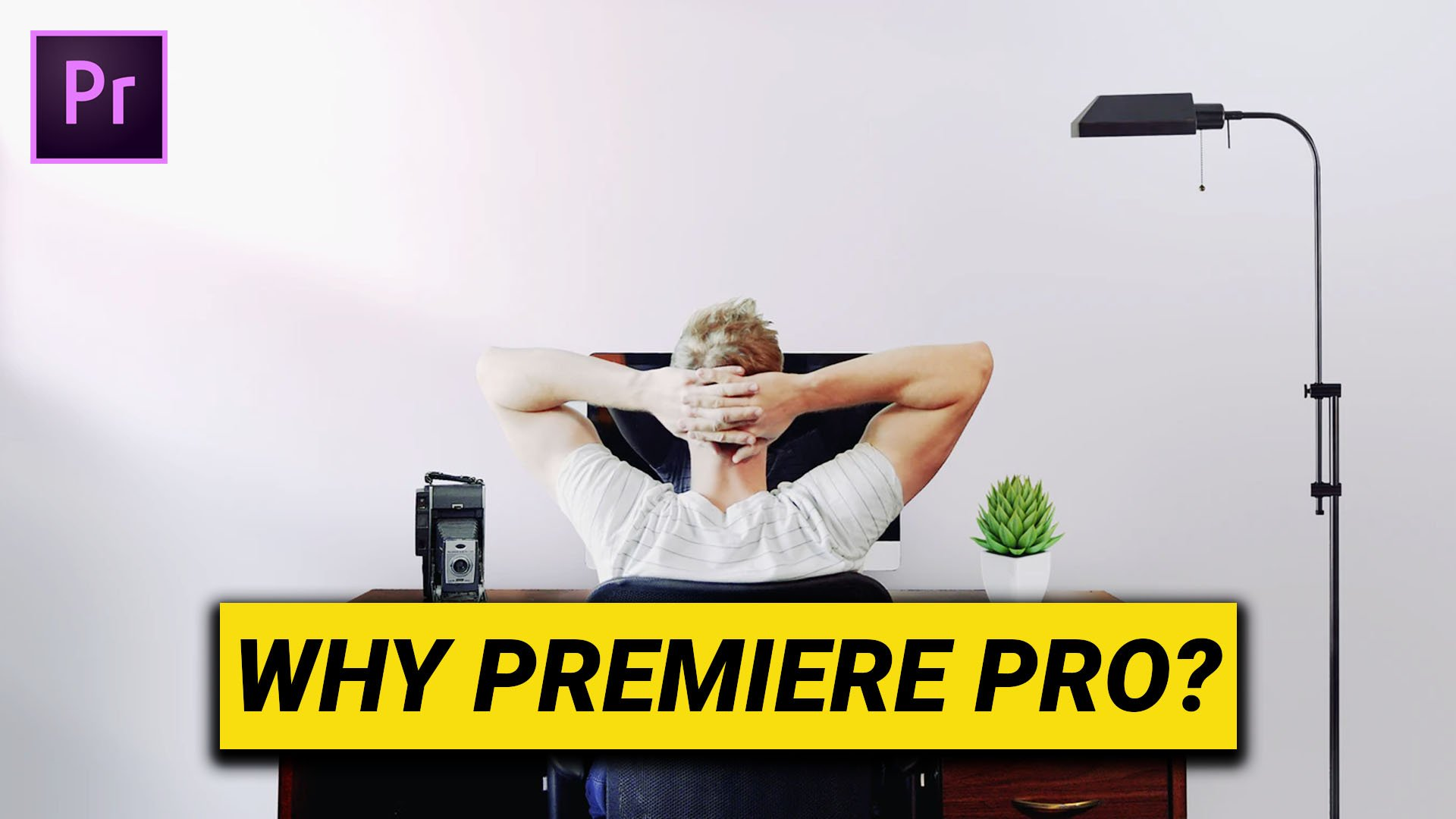 why is use premiere pro