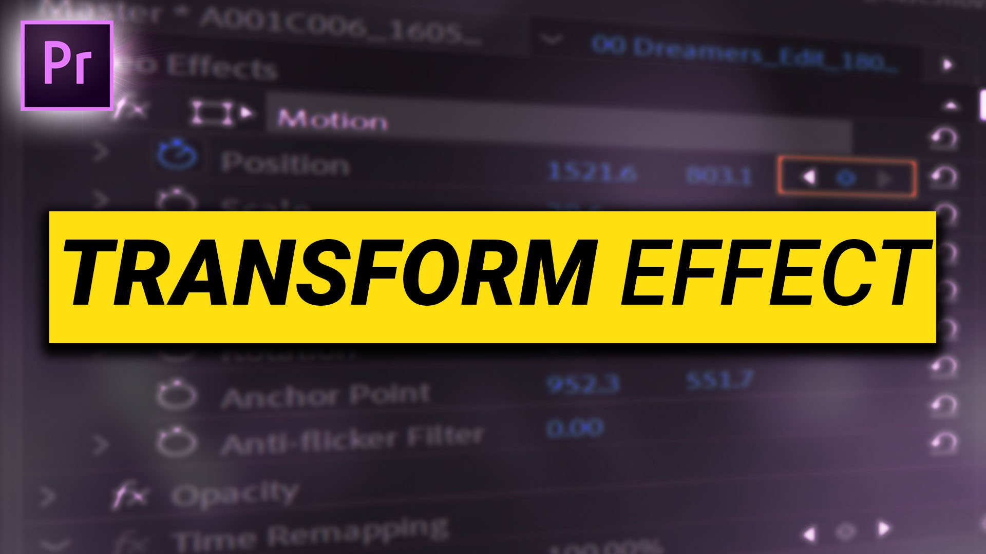 transform-effect-premiere-pro