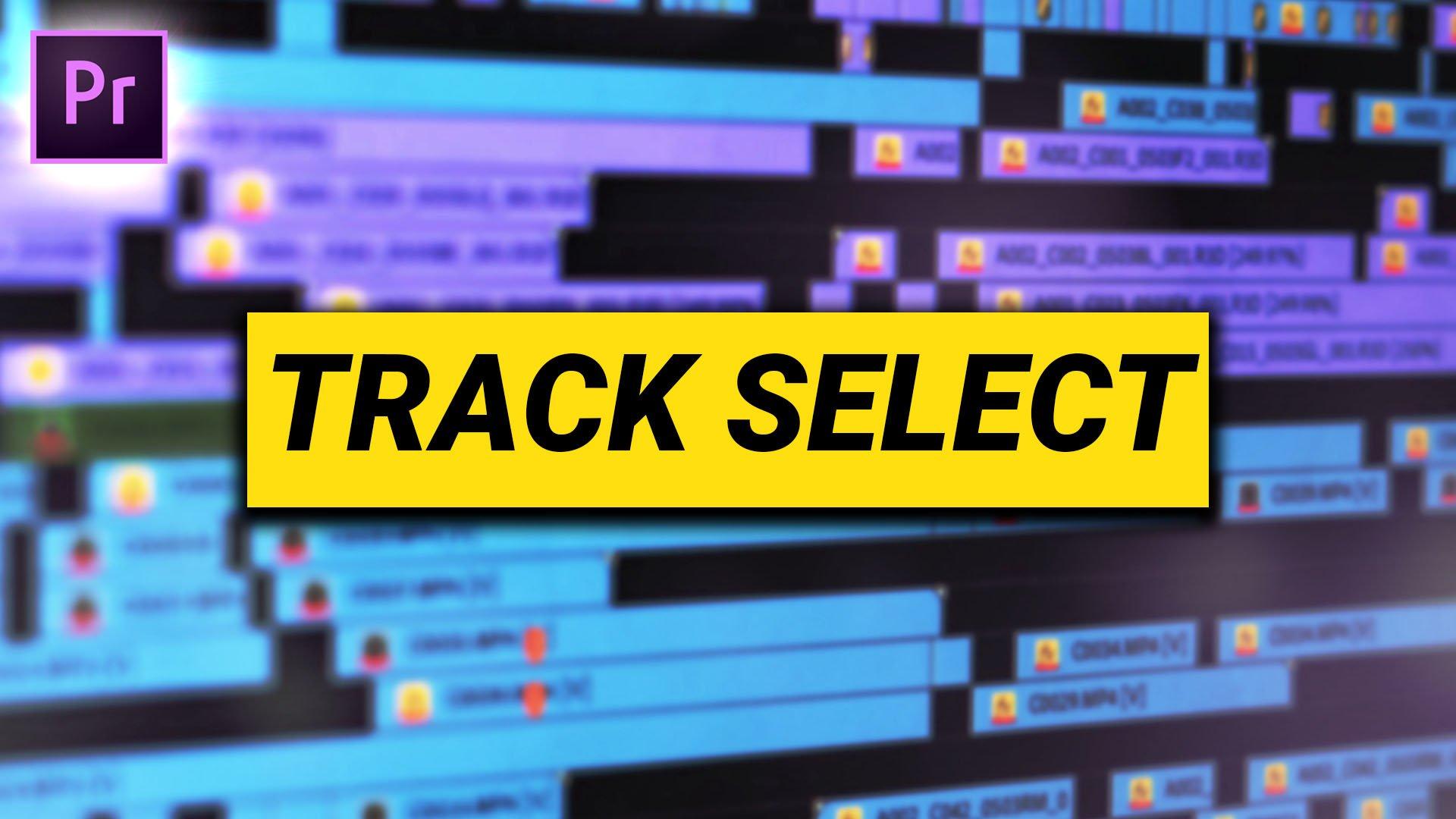 track select tool