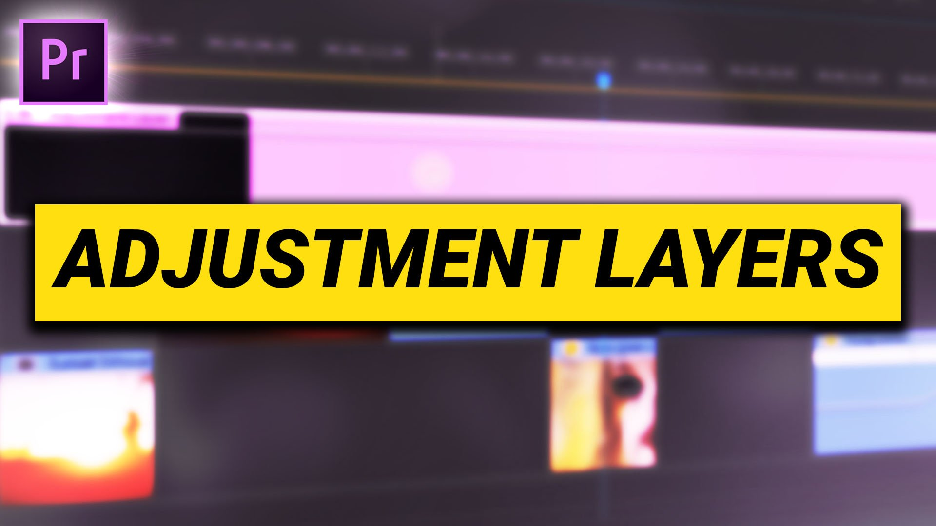 adjustment layer