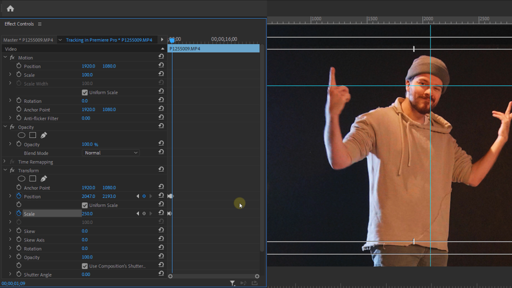 motion-tracking