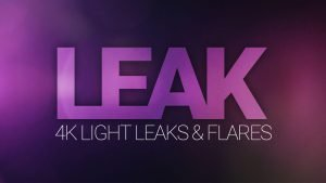 Leak - Flares and light leaks Pack