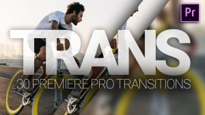TRANS - Prermiere Pro Transition Pack