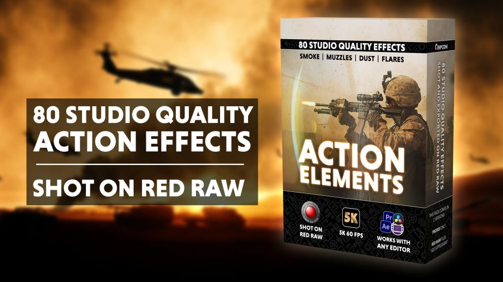 Actions Elements - Effects Pack